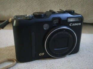 Canon powershot G9 normal
