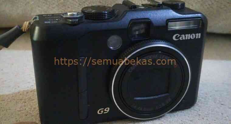 Canon powershot G9 normal