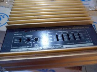 Power amp BSE s-740