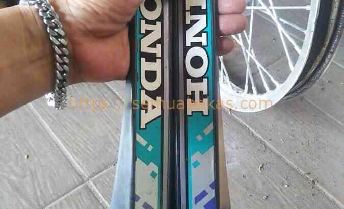 Lis Honda bawah jok