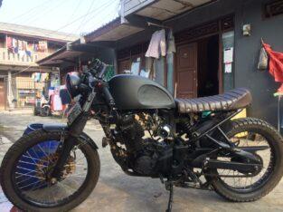 Yamaha byson 2013 custom japstyle
